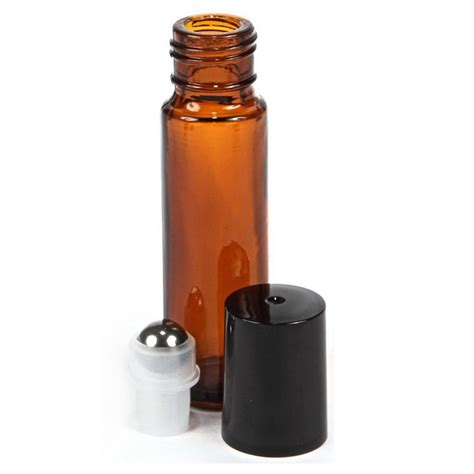 85+ best spray bottle/can mockup templates. 10ml Amber Glass Roller Bottles (24 Pack) - The Essential ...