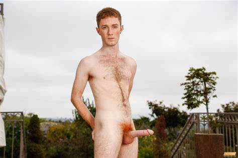 Sleazy Red Hair Needs Deep Dildo