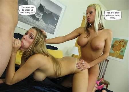 Dauther Nude Teenage My