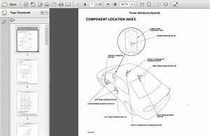Honda Civic Hybrid 2003-2005 Service Repair Manual