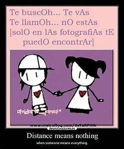 Relationship Quotes Distance Means Nothing. QuotesGram