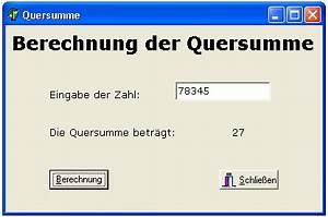 Iterierte Quersumme Berechnen : quersumme berechnen ~ Themetempest.com Abrechnung