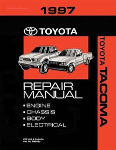 1997 Toyota Tacoma Oem Repair Manual