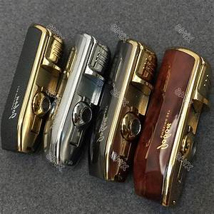 Jobon Triple Flame Torch Cigarette Lighter Jet Butane