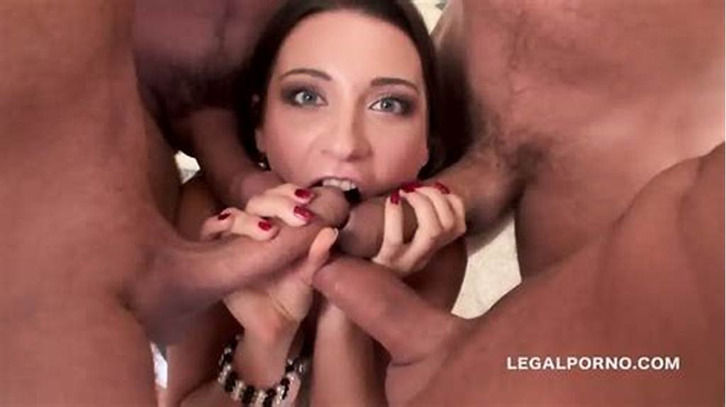 #Cum #Swallowing #After #Gang #Bang