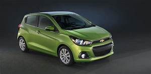 2017 Chevy Spark Info, Pictures, Specs, Wiki | GM Authority
