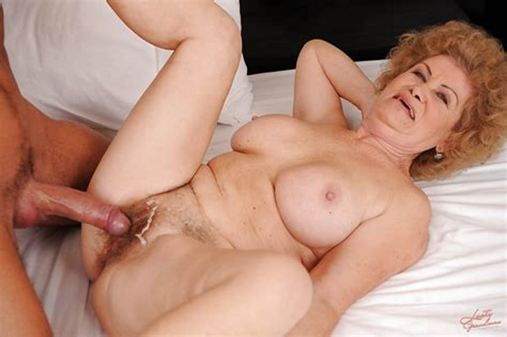 #Big #Busted #Granny #With #Hairy #Twat #Sucks #And #Fucks #A #Young