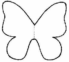 Dessin Facile Papillon : gabarit papillon deco 40 ans pinterest dessin papillon gabarit papillon et peinture papillon ~ Melissatoandfro.com Idées de Décoration