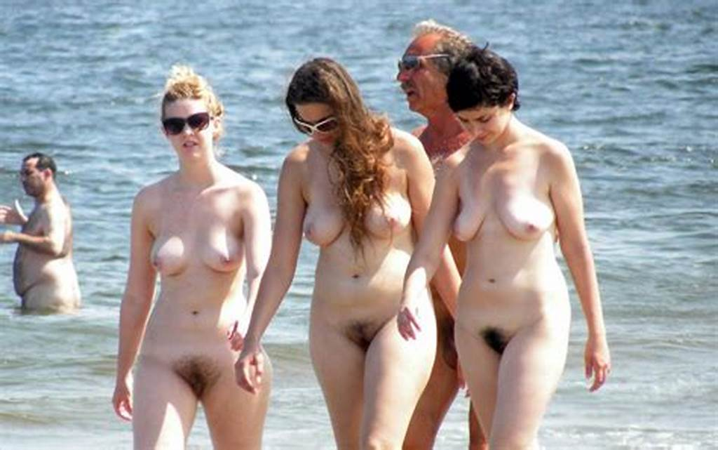 #Exclusive #Photos #And #Videos #From #Nudist #Beach