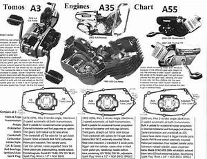 Tomos A55 Engine Diagram
