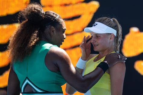 Serena Williams pidi endast enam kui poole nooremat ...