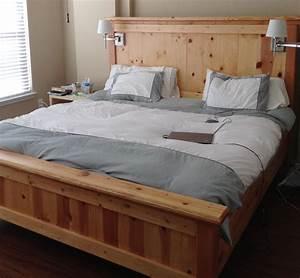 Größe King Size Bed : king size bed frame plans bed plans diy blueprints ~ Frokenaadalensverden.com Haus und Dekorationen