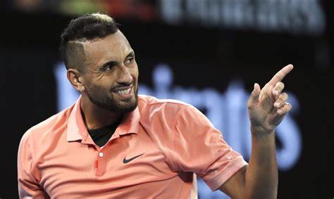 Skandalozais tenisists Kiris: Reizi nedēļa guļu ar kādu no ...