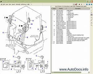Komatsu Forklift Truck Spare Parts Catalog  Parts Books