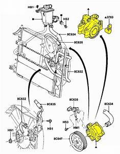 New Oem Hydraulic Fan Pump 2000