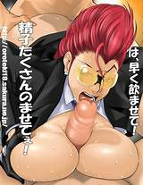 Crimson viper hentai pics