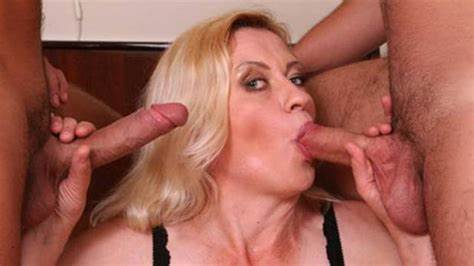 Mature Sucking Destroys Prick And Fucked Deep Porn After Showing Busty