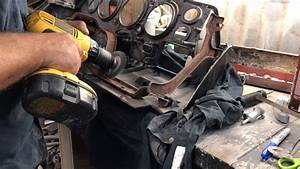 70-72 Chevelle Dash And Dash Pad Removal And Info How To Diy