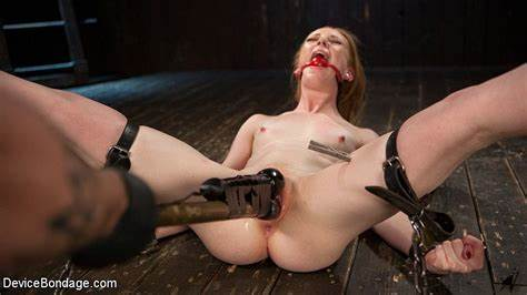 Sub Cunt And Puss Toyed By Bdsm Maledom