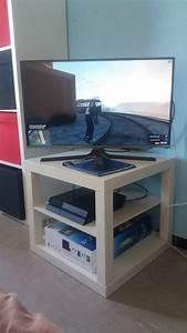 Meuble Tv Petit : fabriquer un meuble t l petit prix ~ Teatrodelosmanantiales.com Idées de Décoration