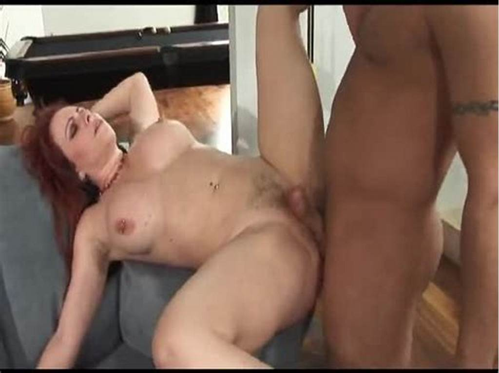 #A #Big #Ass #Curvy #Milf #Redhead #Fucked #In #Her #Butt
