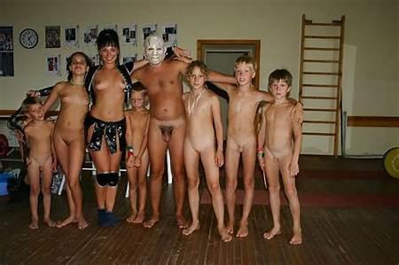 Break Spring Teens Nude