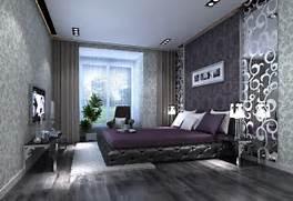 Gray-and-purple-bedroo...