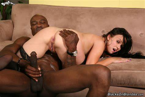 Interracial Orgy With A Three Of Brunette Men