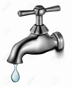 Tap Water Clipart - ClipartXtras