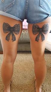 The 25+ best Lace bow tattoos ideas on Pinterest | Bow ...