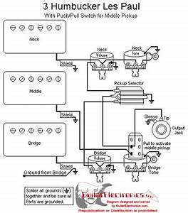 Guitar Wiring Diagrams Humbucker 5 Way
