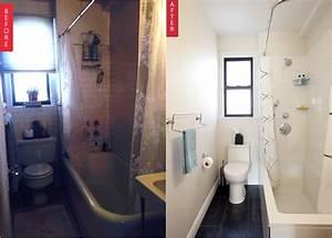Kleines Bad Renovieren Vorher Nachher : badezimmer renovieren 5 projekte und vorher nachher bilder ~ Articles-book.com Haus und Dekorationen