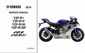 2015  R1m   Service Manual On A Cd For Sale