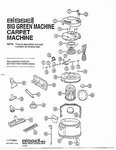 Green Machine Carpet Cleaner Manual