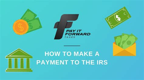 We did not find results for: How To Make A Payment To The IRS // Pay It Forward Taxes - YouTube