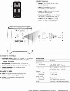 Polk Audio Wiring Diagram