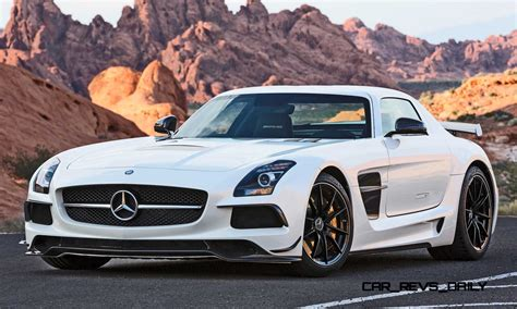 The sls amg electric drive. Mercedes-Benz Gullwing Supercar Evolution