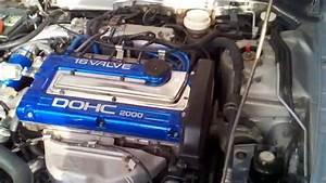 1998 Mitsubishi Eclipse Gs-t Spyder  Engine