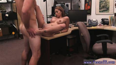 Blonde Handjob Big Tits