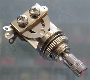 Gretsch Electromatic Pickup Selector Switch With Chrome