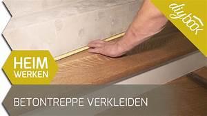 Außenwand Mit Holz Verkleiden : betontreppe verkleiden treppenverkleidung mit holz youtube ~ Watch28wear.com Haus und Dekorationen