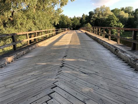 FOTO. Unikālais Strenču tilts - Jauns.lv
