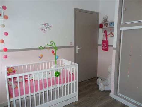 photo de chambre fille awesome decoration chambre bebe fille gris et 2