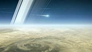 NASA Researchers Reconstruct Cassini's Dive into Saturn's ...