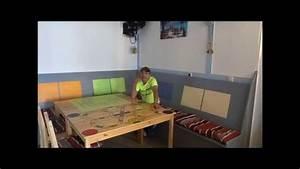 Küchen Selber Bauen : sitzecke f r die k che selber bauen youtube ~ Watch28wear.com Haus und Dekorationen