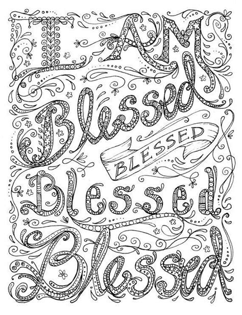 Blessed Christmas Coloring Pages For Adults See the