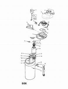 Kenmore 625393560 Water Softener Parts
