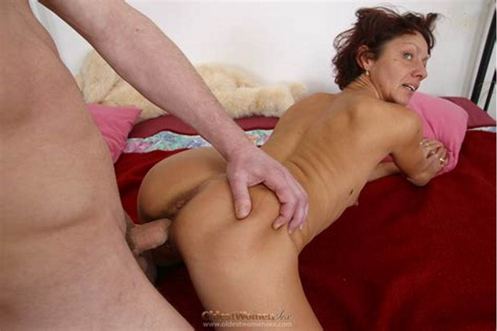 #Sexy #Old #Woman #Is #Vigorously #Fucked #Doggy #Style