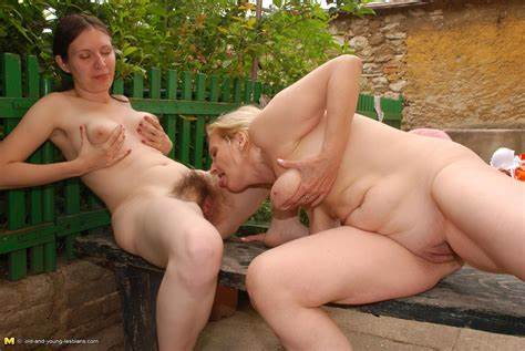 Teen And Old Lesbians