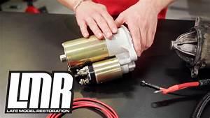 Mustang Starter Install - Sve Mini High Torque  79-95 Fox Body